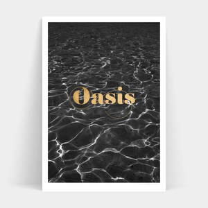Print - Oasis - Furniture and Homewares Upper Hutt