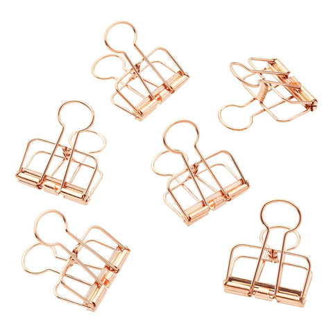 Bulldog Clip - Copper - Furniture and Homewares Upper Hutt