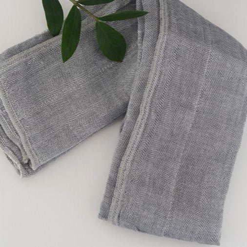 Body Wash Towel - Grey