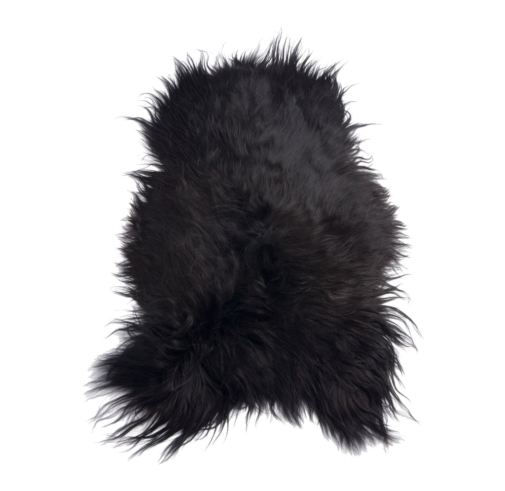 Icelandic Sheepskin - Dark Brown