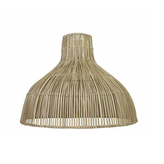 Lampshade Palm Rattan - Natural