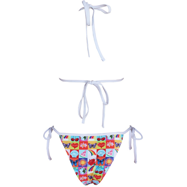 Sticker Triangle Bikini