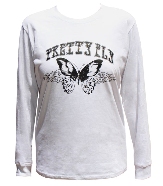 Pretty Fly Long Sleeve Tee