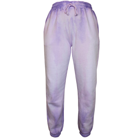 Clouds Lilac Trackpants