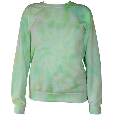 Clouds Seafoam Jumper