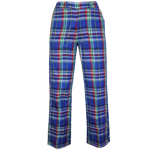 Clyde Plaid Pants