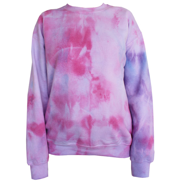 Clouds Pink Jumper