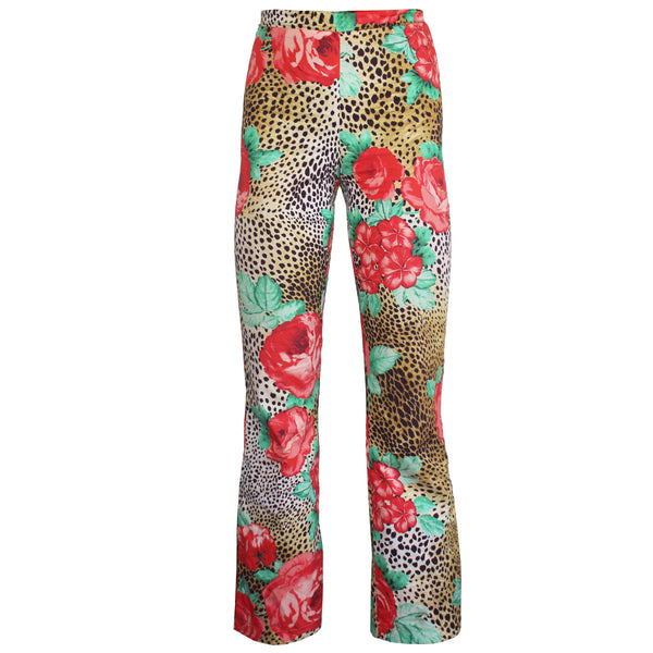 Stay Wild Leopard Pants
