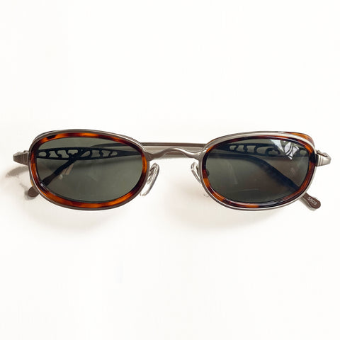 Vintage Tort Spy Sunglasses