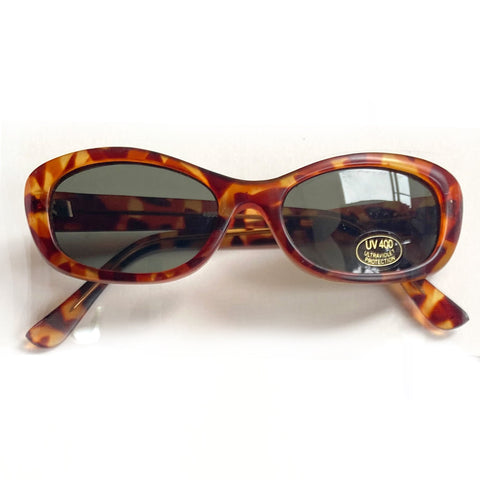 Vintage Tort Cat Eye Sunglasses