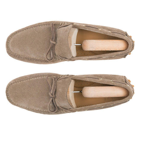 Driving Shoe Type II - Camel