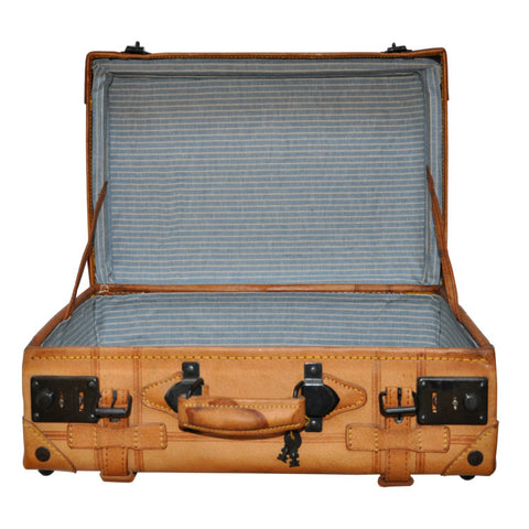 Vintage Suitcase - Monte Carlo and NY