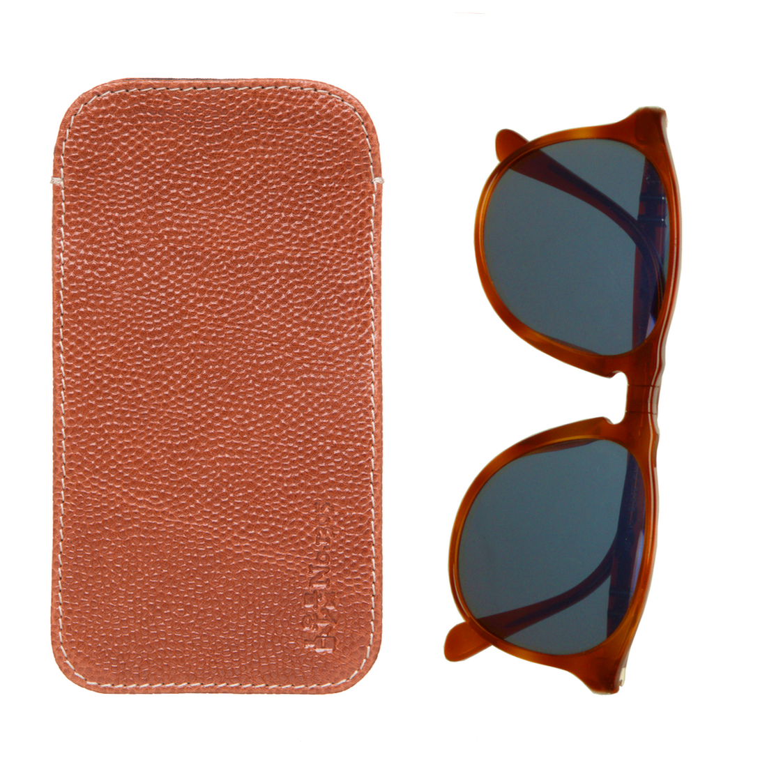 Spectacle Case - Camel