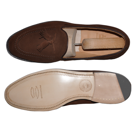 GYW Tassel Loafer - Eagle