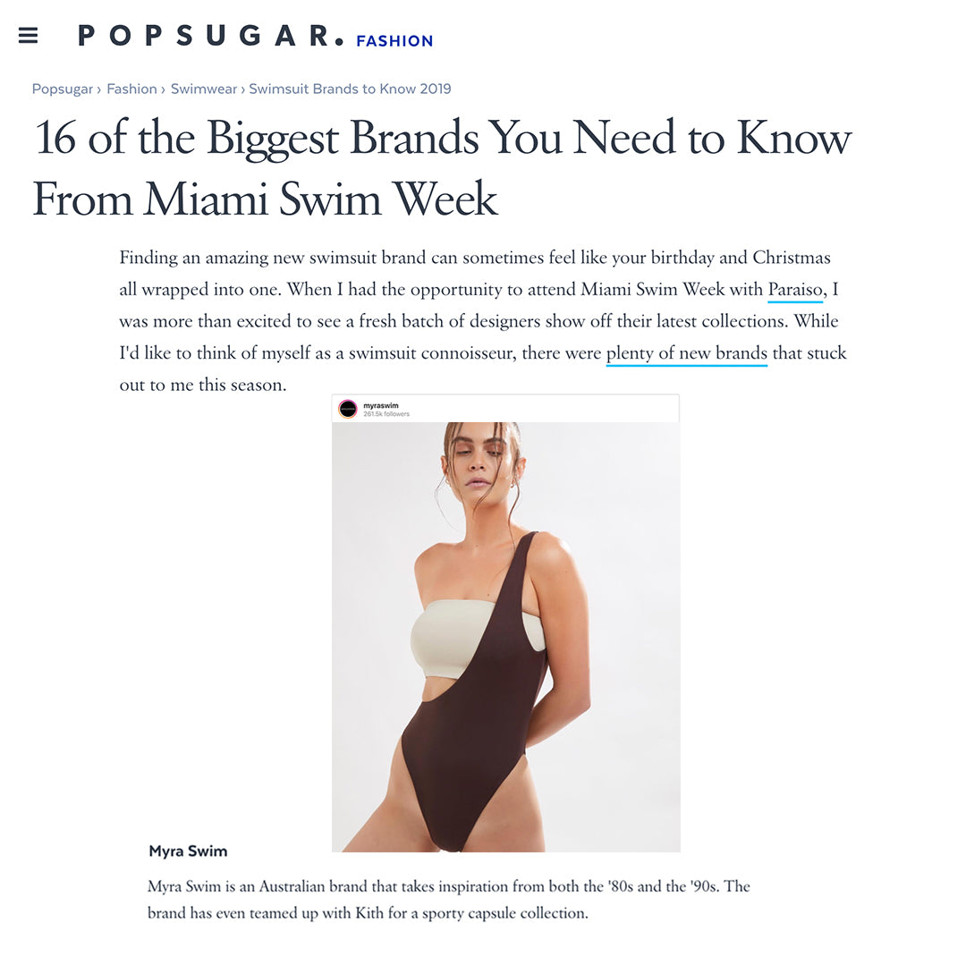 popsugar style swimsuits