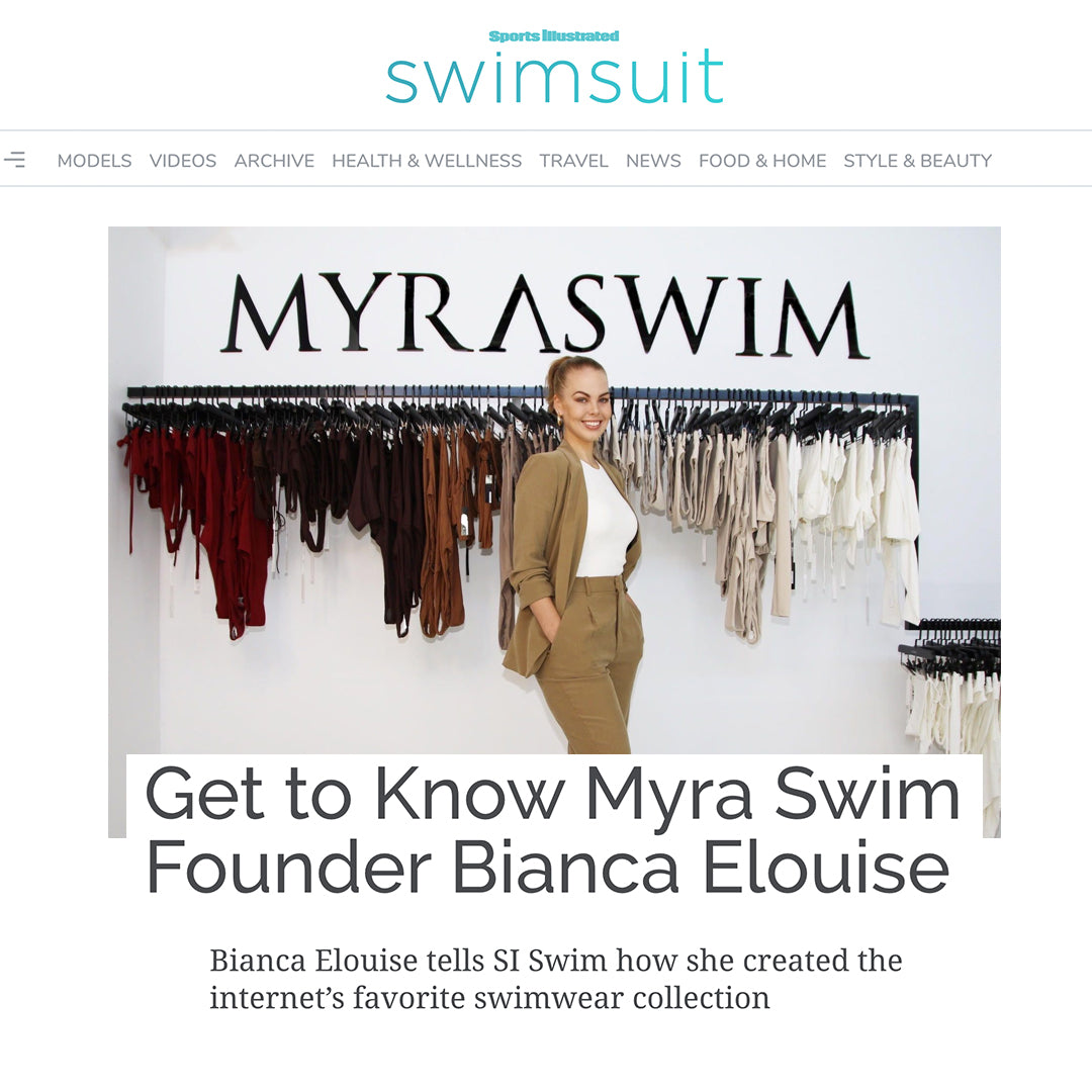 Myra Swim Press | Sports Illustrated