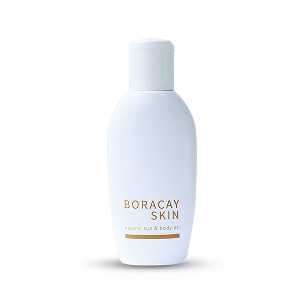 BORACAY SKIN -  BODY OIL X NATURAL