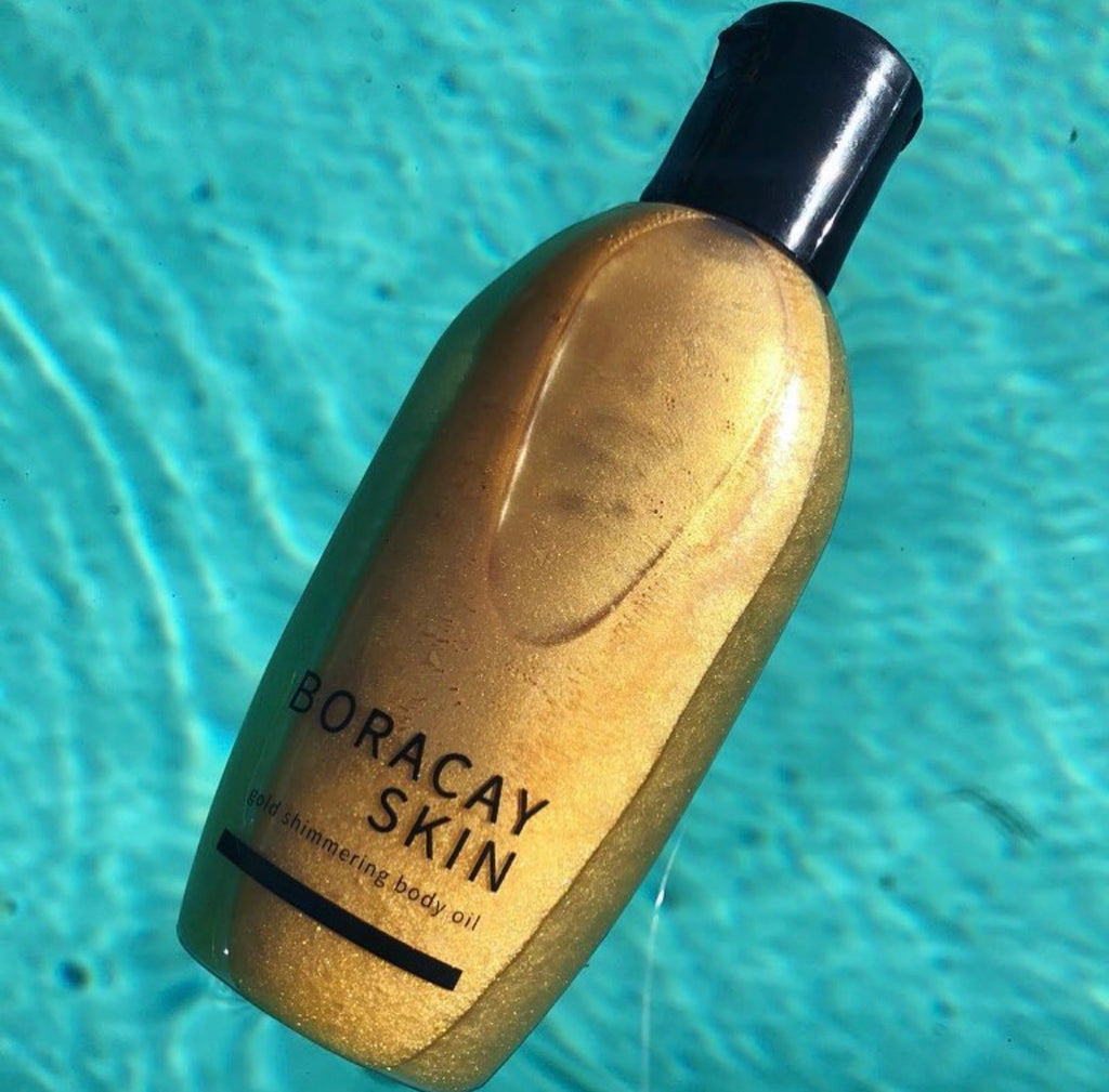 BORACAY SKIN - GOLD BODY OIL