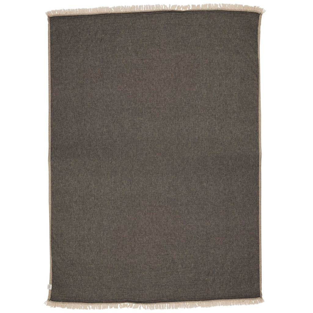 Mayde Valla Towel - Black