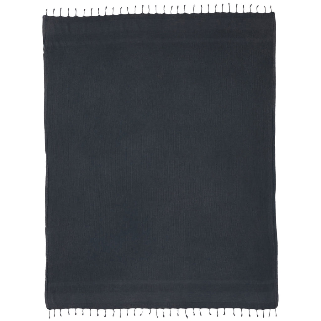 Mayde Camberwell Towel - Charcoal