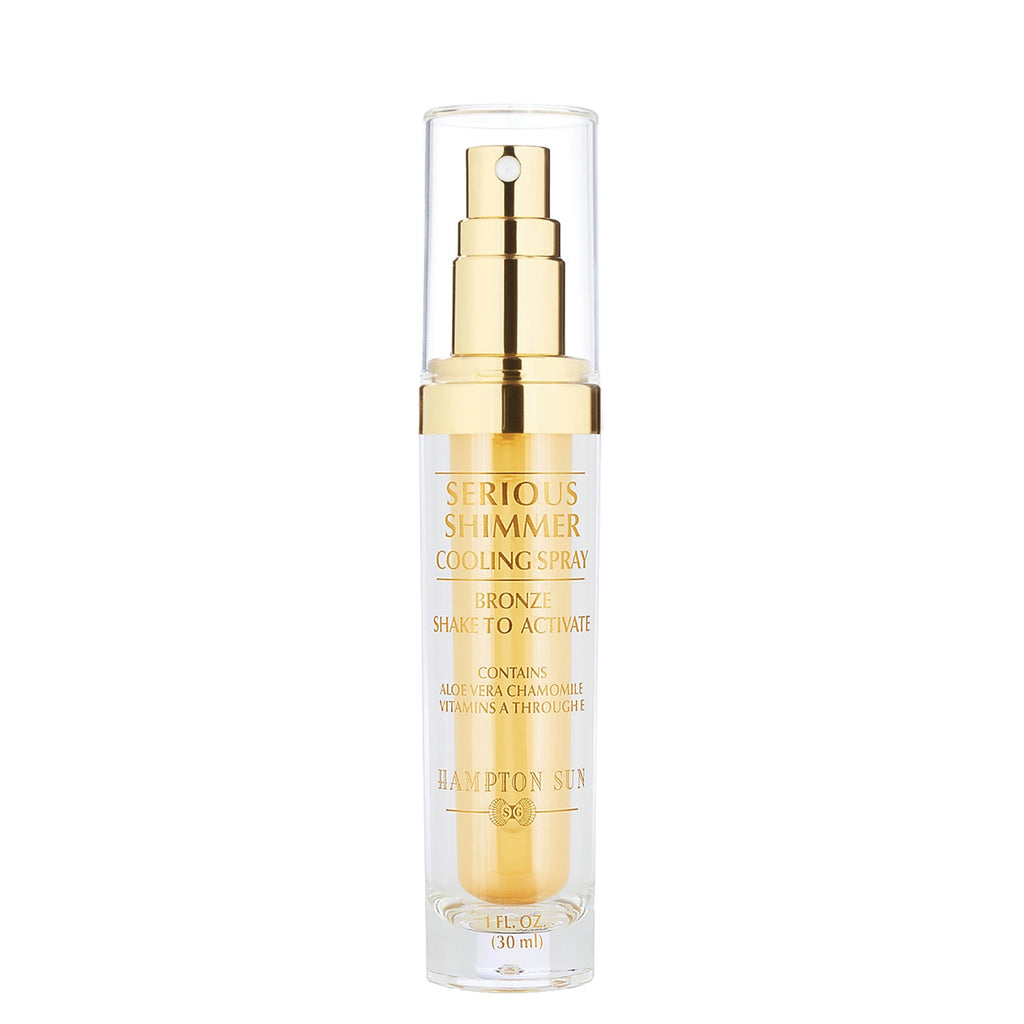 HAMPTON SUN - Shimmer Bronze Spray