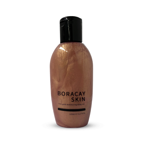 BORACAY SKIN - ROSE GOLD BODY OIL