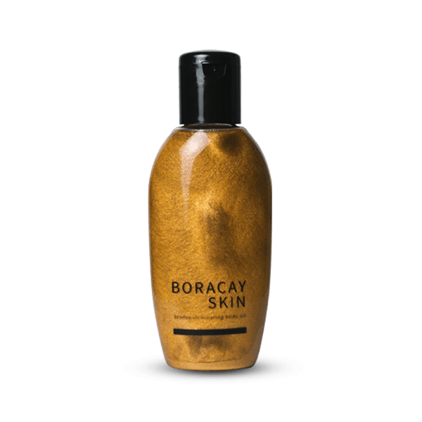 BORACAY SKIN - BODY OIL X GOLD
