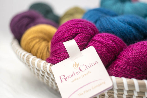 The Fibre Company Road to China Lace
