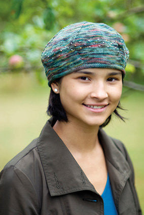 Koigu Beaded Beret
