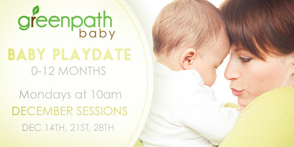 GreenPath Baby Playdate Series