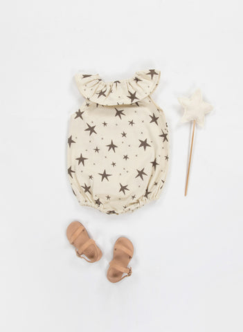 Rylee and Cru Stars Romper