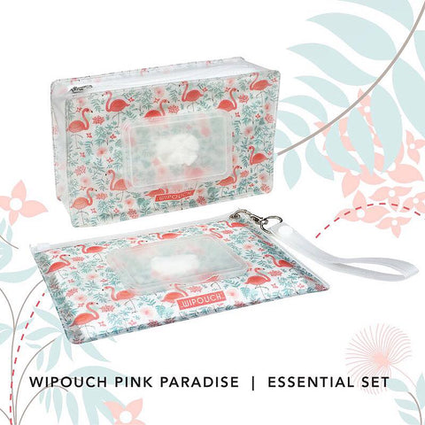 WIPOUCH Pink Paradise