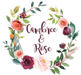 Cambree and Rose