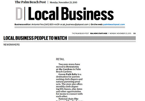 Local Business People To Watch