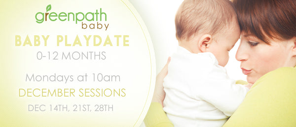GreenPath Baby Playdate