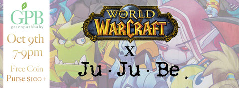 Jujube World of Warcraft GreenPath Baby