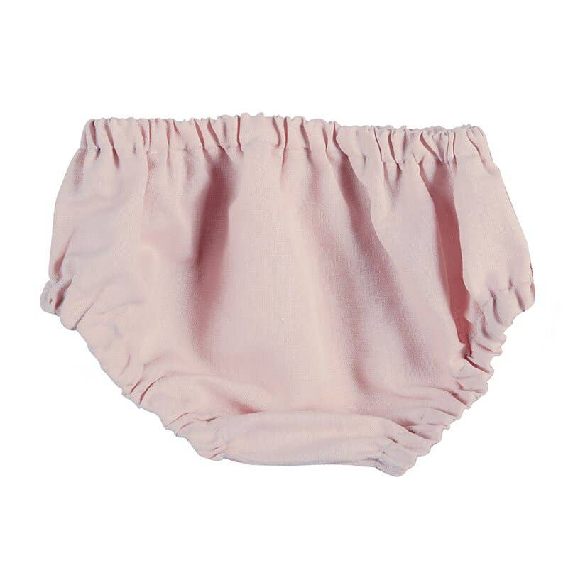 Stephan Baby by Creative Brands - Heirloom Pink Bloomers 6-12mo