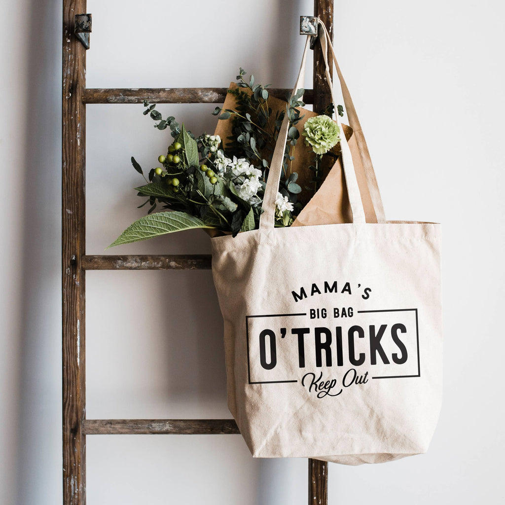 Gladfolk - Mama's Big Bag O'Tricks Tote Bag