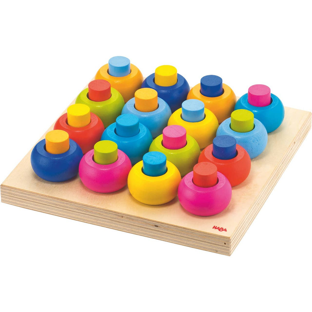 HABA - Palette Of Pegs