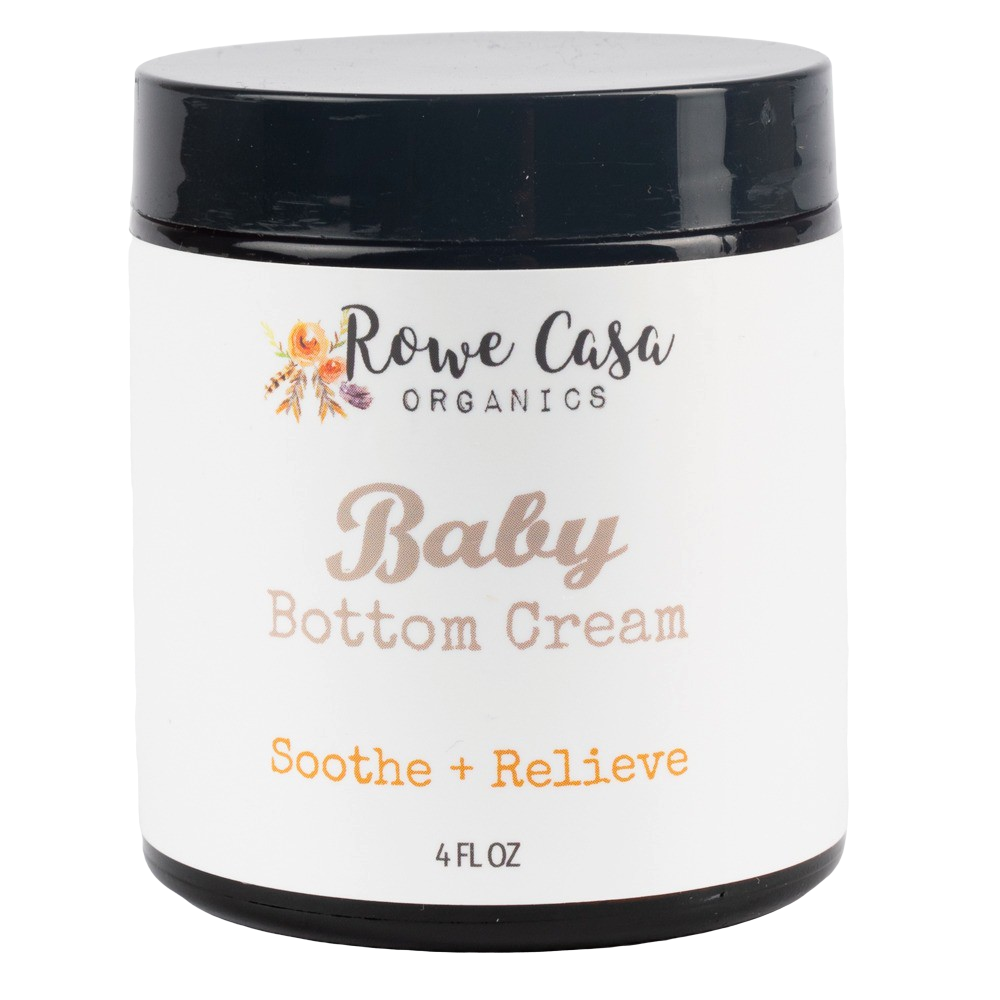 Rowe Casa Organics - Baby Bottom Cream