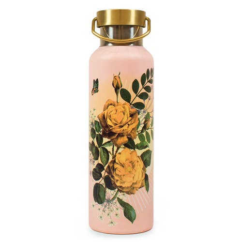 PAPAYA! - Wander Bottle - Yellow Roses