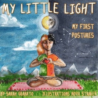 My Little Light Book - My First Postures
