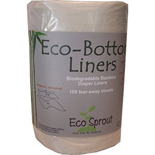 Eco Bottom Diaper Liners