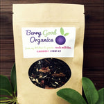 Berry Good Organics - Elderberry Syrup Kit