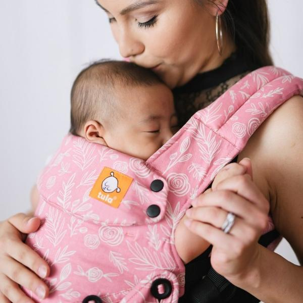 Copy of Tula Explore Baby Carrier - Bloom - Releases 8/13