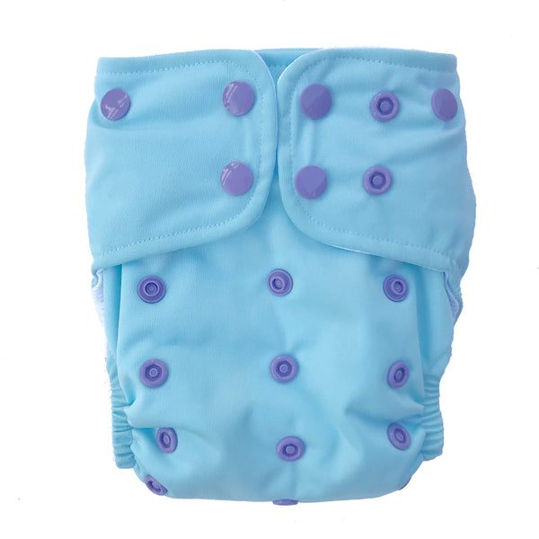Lighthouse Diapers - Blueberry Pie