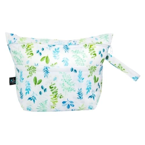 Lalabye Baby - Quick Trip (Small) Wet Bag - Breathe