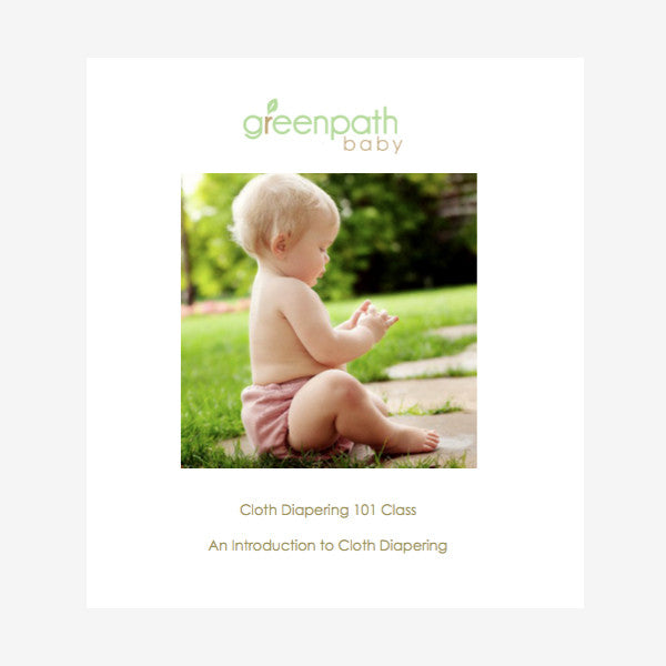 Cloth Diapering 101 Packet - FREE!