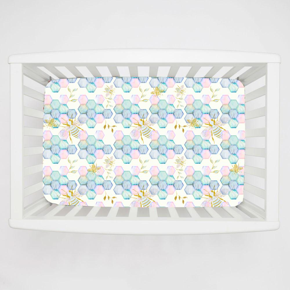 Opal Hive - Crib Sheet - PRE-ORDER - Ships in 2-6 Weeks