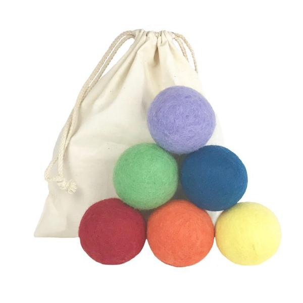 Wool Dryer Balls Pack